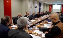 ŞEHİR HASTANELERİ - Kayseri Şehir Hastanesi İşletme Dönemi 2. Koordinasyon Toplantısı Gerçekleştirildi