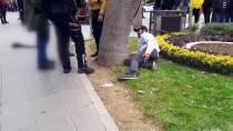 NUMUNE HASTANESİ - Konya'da Bıçaklı Kavga Açıklaması 2 Yaralı
