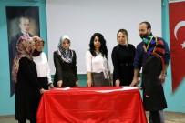 ABDULLAH ŞAHIN - Öğretmenler Günü Hekimhan Ve Arguvan'da Kutlandı