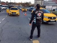 (Özel) Sivil Trafik Ekipleri Kural İhlali Yapan Taksicilere Göz Açtırmıyor