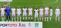 SELÇUK ŞAHİN - Spor Toto 1. Lig Açıklaması İstanbulspor Açıklaması 2 - Gençlerbirliği Açıklaması 0