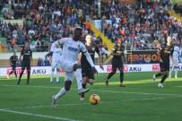 İSMAIL ÜNAL - Spor Toto Süper Lig Açıklaması Aytemiz Alanyaspor Açıklaması 1 - Kayserispor Açıklaması 0 (İlk Yarı)