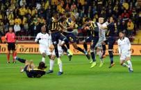 ALİHAN - Spor Toto Süper Lig Açıklaması MKE Ankaragücü Açıklaması 0 - Beşiktaş Açıklaması 3 (İlk Yarı)