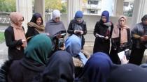 SÜLEYMAN ÇELEBİ - Süleyman Çelebi Türbesi'nde 8 Dilde Mevlit Okundu