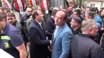 BURSA VALISI - TBMM İnsan Hakları Komisyonu Başkanı Çavuşoğlu'nun Acı Günü