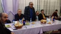 TÜRK EĞITIM SEN - Türk Eğitim Sen Öğretmenlerle Akşam Yemeğinde Bir Araya Geldi