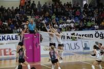 BIRGÜL GÜLER - Vestel Venus Sultanlar Ligi Açıklaması Çanakkale Belediyespor Açıklaması 0 - Eczacıbaşı Vitra Açıklaması 3