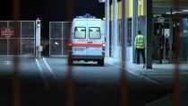 RAHIBE TERESA - Yaralı Arnavut Kadın Polis Tedavi İçin Ambulans Uçakla Türkiye'ye Gitti