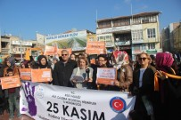 TEZAHÜR - 25 Kasım Kadına Yönelikle Mücadele Günü