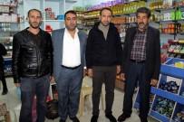 Aday Adayı Ali İhsan Elbey'e Hani'de Sevgi Seli