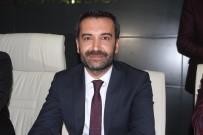 TOLGA AĞAR - AK Parti'nin Elazığ Başkan Adayına Coşkulu Karşılama