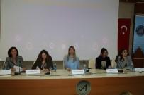 FOTOĞRAFÇILIK - AÜ'de Kadına Yönelik Şiddetle Mücadele Konuşuldu