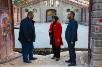 SPOR MERKEZİ - Başkan Fatma Toru Açıklaması 'Tantavi Ambarı, Kültürel Hayata Katkı Sağlayacak'