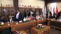 MEHMET KAYA - Batman Ve Diyarbakırlı İş Adamları Irak'ta İş Birliği Protokolü İmzaladı