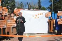 SELIM YAĞCı - Bilecik'te Kadına Şiddete 'Hayır' Yürüyüşü