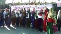 ŞİDDETE HAYIR - Düzce'de Eller Horona Kalktı