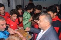 TUZLASPOR - Erdoğan Bıyık'tan Sporcu Gençlere Destek