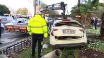 VATAN CADDESİ - Fatih'te Trafik Kazası Açıklaması 1 Yaralı