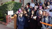 AİLE İÇİ ŞİDDET - İnegöl'de Kadına Şiddete Turuncu Farkındalık