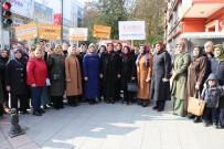 TEZAHÜR - Kadına Yönelik Şiddete Dikkat Çektiler