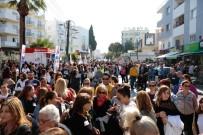 KADIN CİNAYETLERİ - KKTC'de Kadına Karşı Şiddet Yürüyüşü