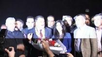 HALIÇ KONGRE MERKEZI - Malatya Büyükşehir Belediye Başkan Adayına Çoşkulu Karşılama