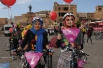 ŞİDDETE HAYIR - Mardin'de Kadına Şiddete Karşı Pedal Çevrildi