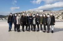 PSİKOLOJİK ŞİDDET - Maske Takıp Şiddeti Anlattılar