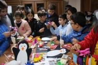 GÖNÜL KÖPRÜSÜ - Minikler, Suriyeli Çocuklar İçin Oyuncak Yaptı