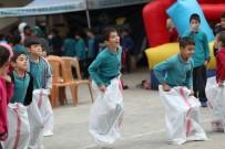 PAMUK ŞEKER - Pamukkale'de Şenlikler Devam Ediyor