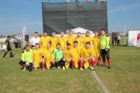 MUSTAFA KÖSE - Parlamenter Futbol Turnuvası Şampiyonu Romanya