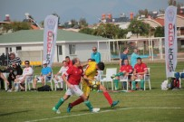 MUSTAFA KÖSE - Parlamenterler Arası Futbol Turnuvasında Şampiyon Romanya