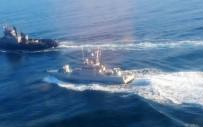 PROVOKASYON - Rusya Ukrayna Gemilerini Vurdu İddiası