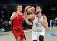 DOĞUŞ - Tahincioğlu Basketbol Süper Ligi Açıklaması Anadolu Efes Açıklaması 88 - Gaziantep Basketbol Açıklaması 81