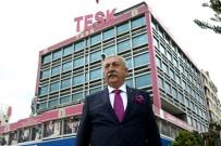 TORBA YASA - TESK Genel Başkanı Palandöken'den Gençlere Gelir Testi Uyarısı