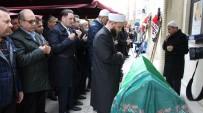 TFF Başkan Vekili İbrahim Usta'nın Annesi Toprağa Verildi