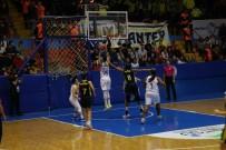 BIRSEL VARDARLı - Türkiye Kadınlar Basketbol Süper Ligi Açıklaması Hatay Büyükşehir Belediyespor Açıklaması 72 - Fenerbahçe Açıklaması 67