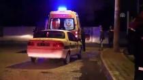 BARAJ GÖLÜ - Uçurumdan Yuvarlanan Otomobil Teknenin Üzerine Düştü Açıklaması 4 Yaralı
