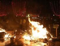 EYFEL KULESI - AB Fransa'daki şiddet olaylarına sessiz kaldı