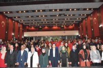 KADINA YÖNELİK ŞİDDETLE MÜCADELE - AK Parti Mardin Milletvekili Öçal Açıklaması 'Kadın Emeği Ve Bedeninin Sömürülmesi De Şiddettir'