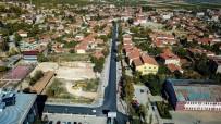 BAŞPıNAR - Akçadağ'ın Cadde Ve Sokakları Asfaltlandı