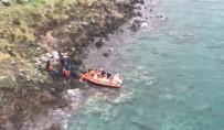 Antalya'da 24 Düzensiz Göçmen Kurtarıldı