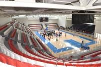 RAMAZAN AKYÜREK - ASKİ Atatürk Spor Salonu'na 'En İyi Sosyokültürel Yapı Ödülü'