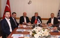 İBRAHIM KARAOSMANOĞLU - Başkan Karaosmanoğlu, 'TDBB Üzerine Düşen Görevi Yapıyor'