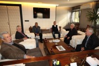 GAZİLER DERNEĞİ - Başkan Sözen Gazileri Ağırladı