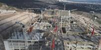 ÇOCUK HASTANESİ - Bayraklı Şehir Hastanesi Çalışmaları Son Sürat