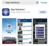 APP STORE - Biga Belediyesi mobil uygulaması yayında