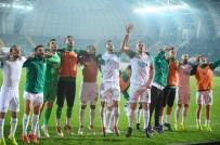 SAMET AYBABA - Bursaspor'dan Bir İlk
