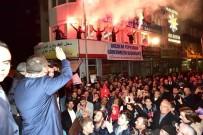 İHSAN KOCA - Büyükşehir Adayı Olan Gürkan'a Coşkulu Karşılama