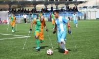 AMPUTE FUTBOL - Büyükşehir Ampute Sezona Yenilgiyle Başladı